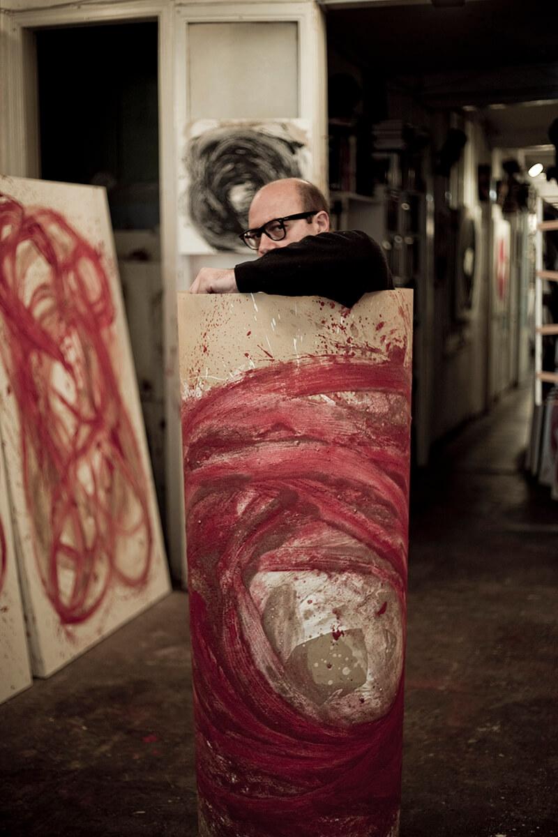 Jordi Pallares. Artista