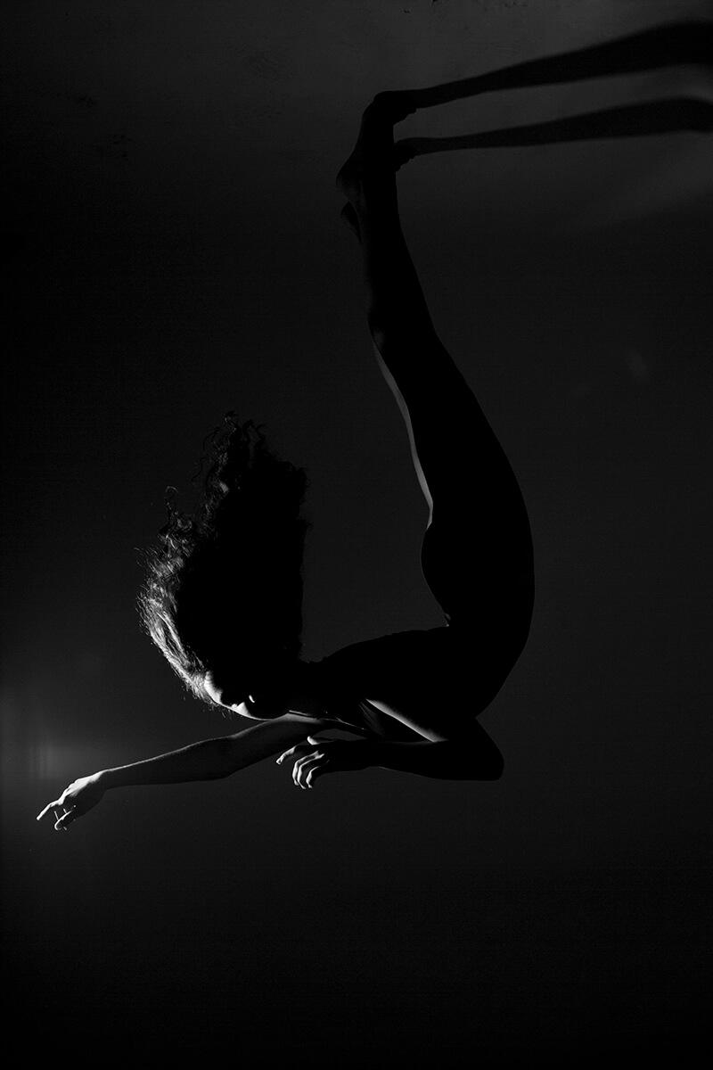 Dancer. Studio