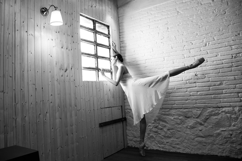 Karina. Professional dancer