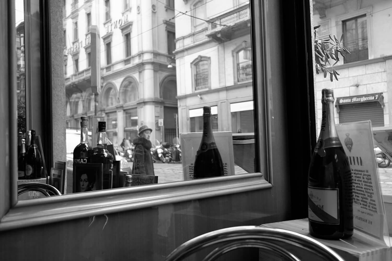 El café de Milano