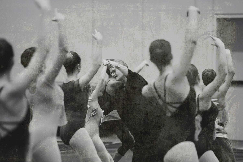 Virginia V. Catedratica de Danza Clasica