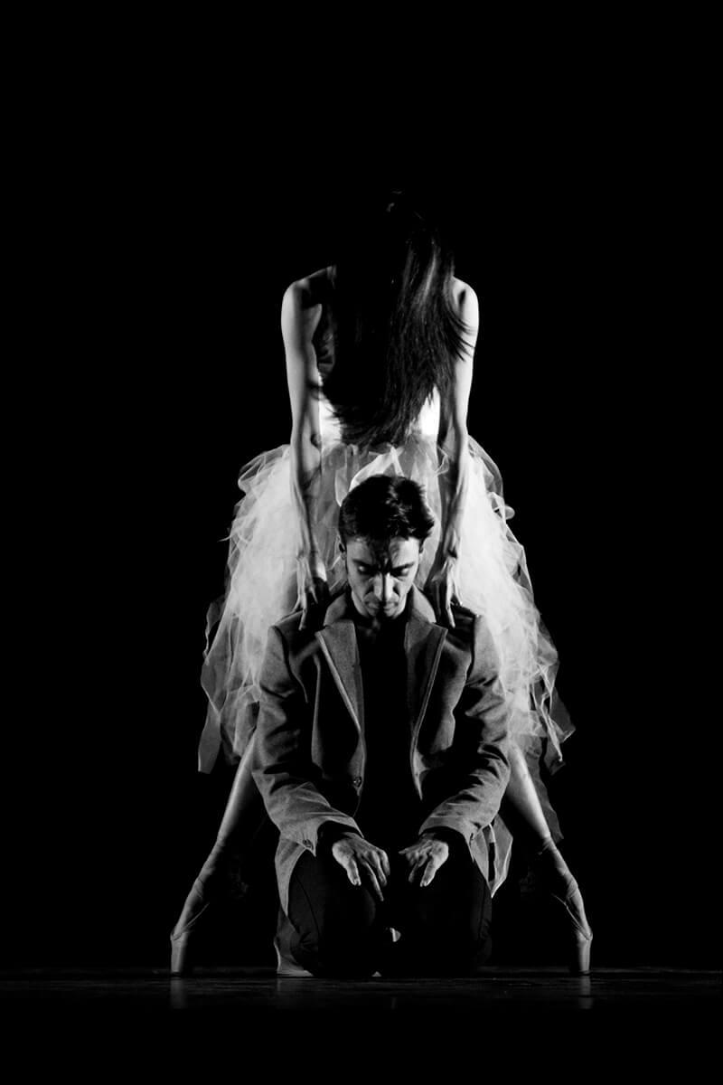 Cover Magazine Ballet Campos