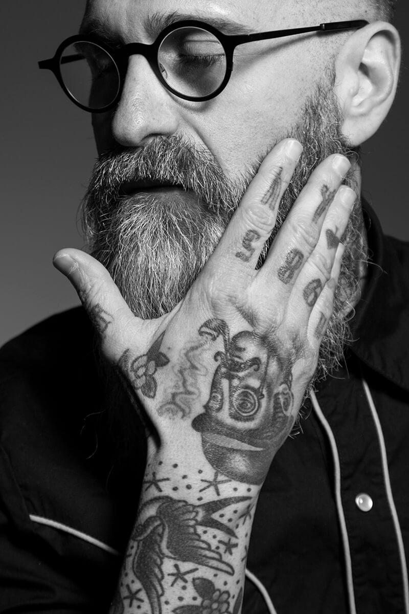 Manel Vallecillos. Mister Barber